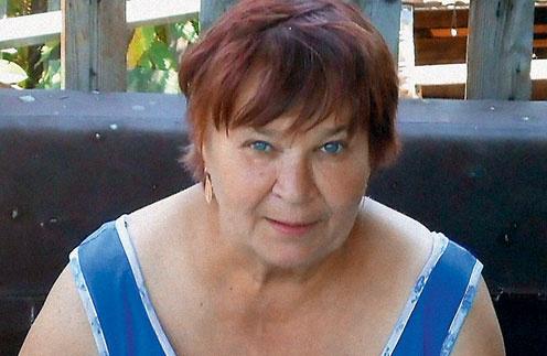 Смерть Антонины Пономаревой чуть не расколола семью
