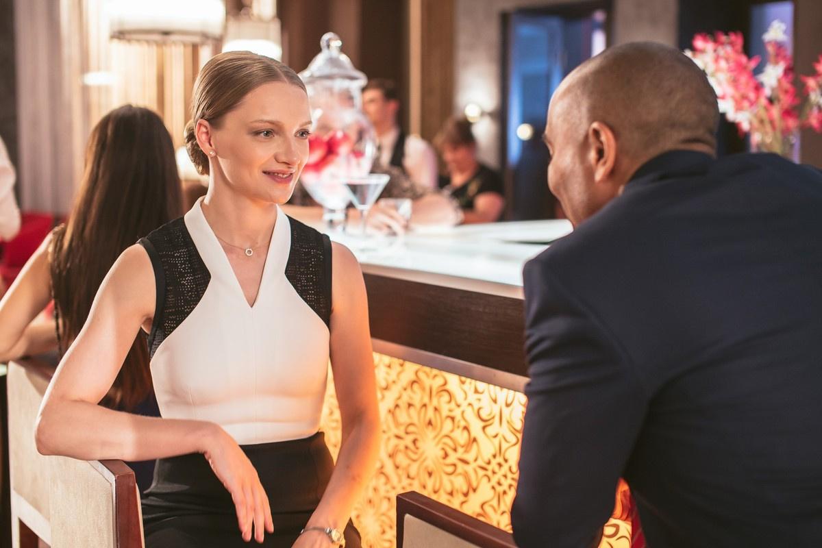 Екатерина Вилкова сыграла главную роль в сериале «Отель Элеон»