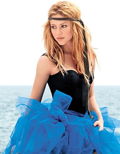 Шакира больше не скрывает, что снова влюблена!