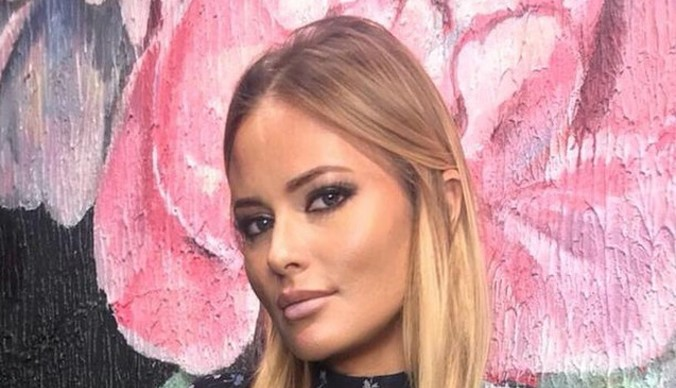 Дана Борисова пытается отсудить дочь у бывшего мужа