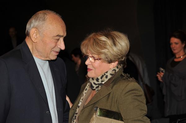 Валентин Гафт дружит с Мариной Нееловой