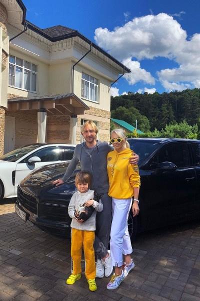 Евгений Плющенко стал для сына примером для подражания