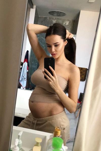Решетова сообщила о беременности в начале июня