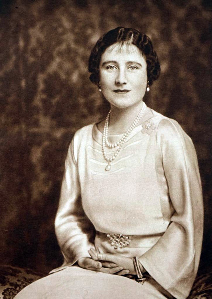 Елизавета Боуз-Лайон происходила из знатного рода