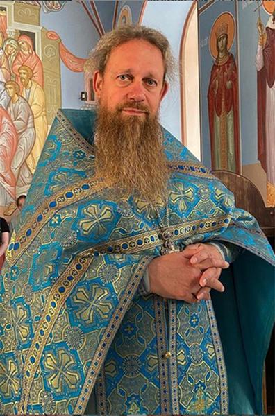 Настоятель Спасо-Преображенского Пронского мужского монастыря Рязанской епархии игумен Лука (Степанов)