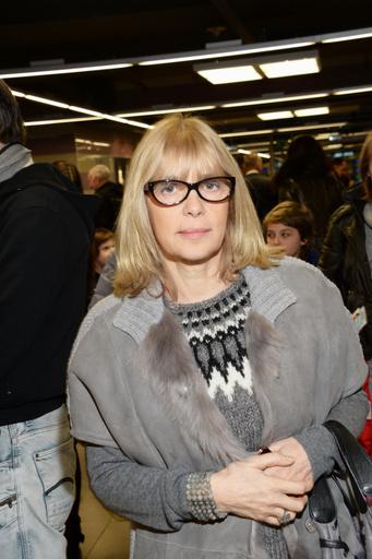 Вера Глаголева на премьере шоу «Ледниковый период LIVE!»