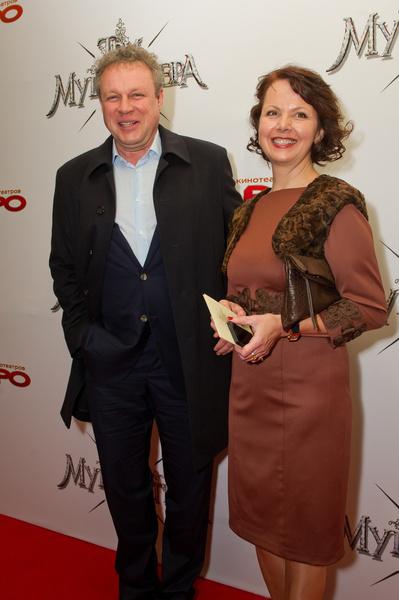 С супругой Верой актер прожил почти 30 лет