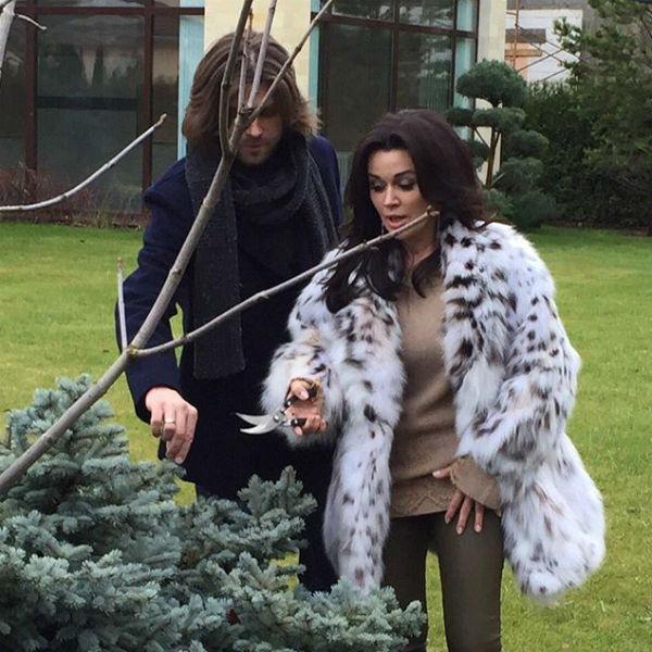 Супруги стараются проводить свободное время вместе