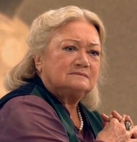 Людмила Петровна не стесняется прошлых романов