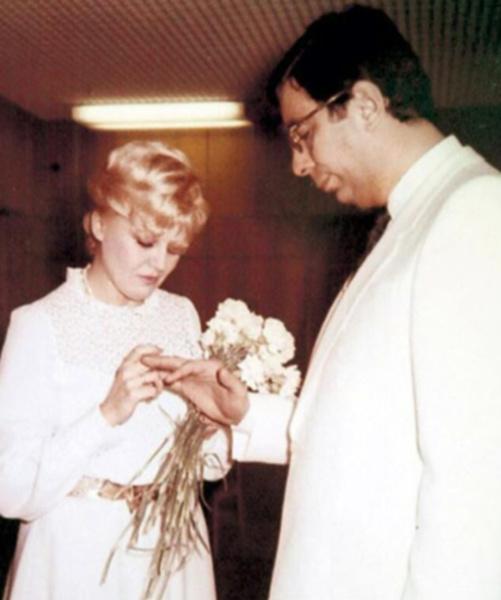 Брак Цивина и Дрожжиной длится почти 40 лет