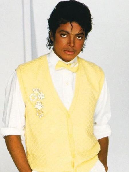 Таким Джексон был в молодости