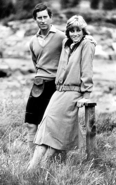 Поначалу Диана Спенсер полагала, что обретет счастье рядом с Чарльзом