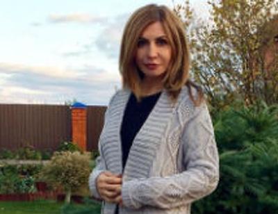 Ирина Агибалова приютила дочь