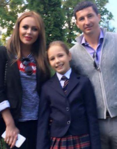 Юлия Началова и Евгений Алдонин объединились ради дочери 1 сентября