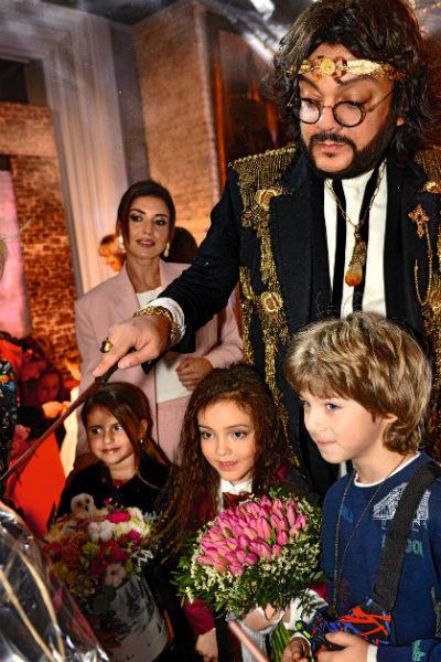 Филипп организовал для дочери королевский день рождения