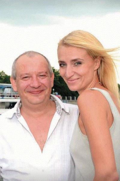 Последние фото марьянова и его жены ксении