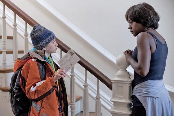 Мальчик думает, что разгадывает последний квест отца