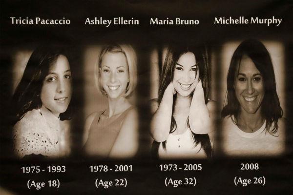 Следствию удалось доказать причастность маньяка к убийству трех девушек и нападению на еще одну потенциальную жертву