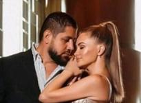Первые фото Евгении Феофилактовой с женихом