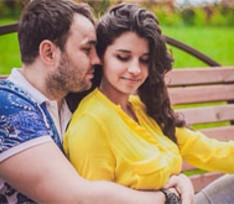 Участница «Дома-2» Алиана Гобозова  переживает из-за измены мужа