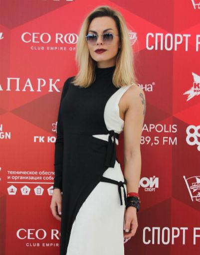 Дарья Беженар