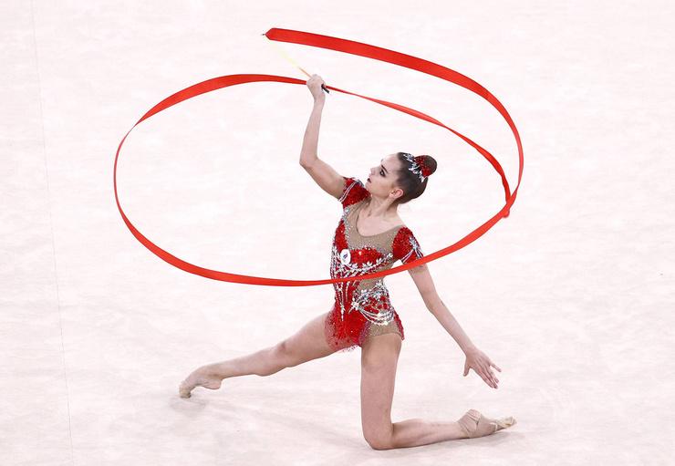Алина Кабаева прокомментировала обидное поражение Дины Авериной на Олимпиаде