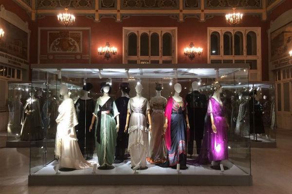 Васильев посвятил большую часть жизни созданию уникальной коллекции нарядов