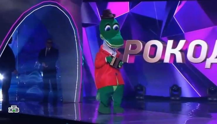 Крокодил Гена в шоу «Маска»