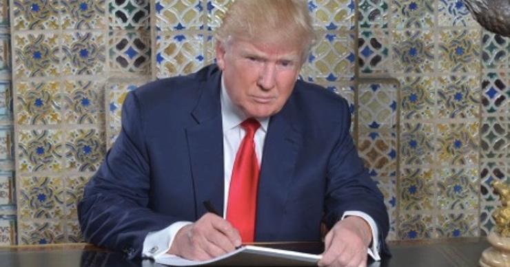 Зиррадин Рзаев о Дональде Трампе: «Его поставили временно»