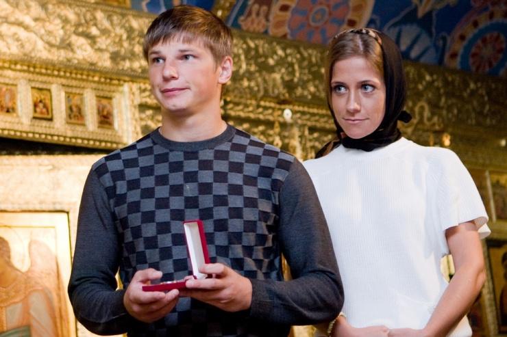 Андрей Аршавин и Юлия разошлись в 2013-м