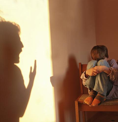 Ребенок Екатерины четыре года страдал от ее поведения