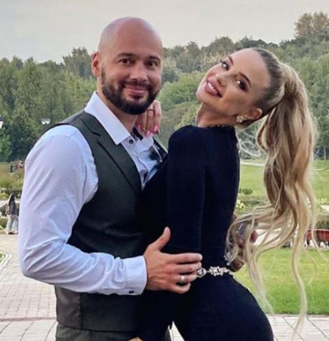 Андрей Черкасов крестил сына