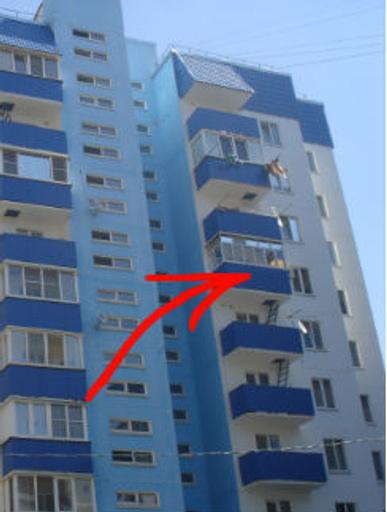 Новая квартира семьи находится в центре города Волжский, в 10 км от Волгограда. Новоселье наши герои отметят в августе