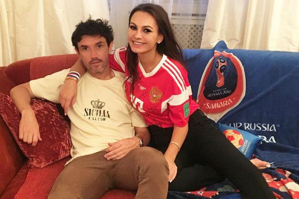 Юрий и Инна Жирковы в этом году отметили 10 лет со дня свадьбы