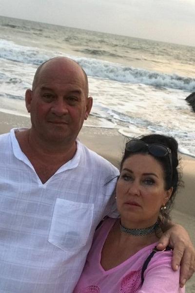 Татьяна Владимировна хочет посадить мужа на диету