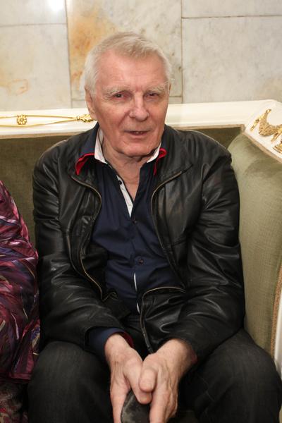 Юрий Назаров гордится, что играл вместе с Маргаритой Тереховой