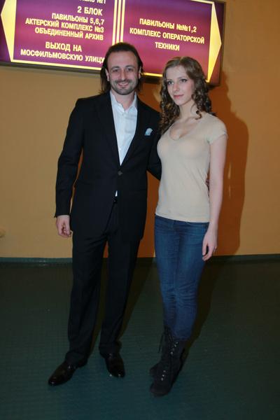 Несколько лет Илья Авербух скрывал отношения с Лизой Арзамасовой