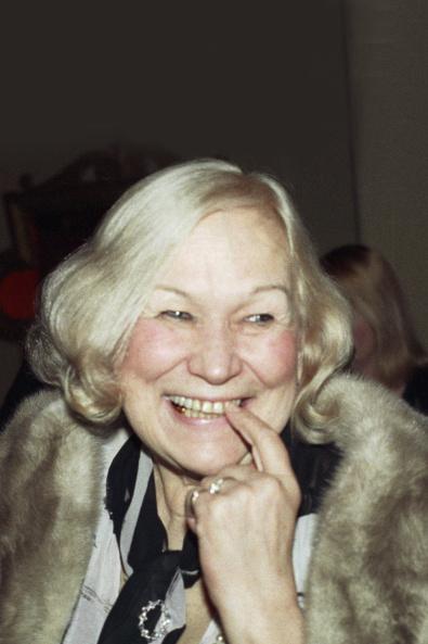 Пика творческой формы актриса достигла в 70-е