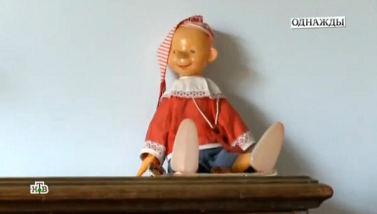 Доктор Лиза собирала советские игрушки