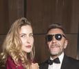 Сергея Шнурова засняли за страстными поцелуями с женой в Монако