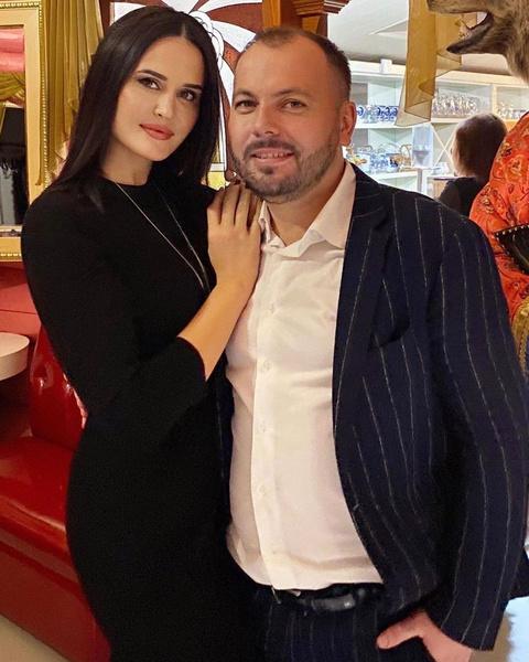 Ярослав Сумишевский с женой Натальей