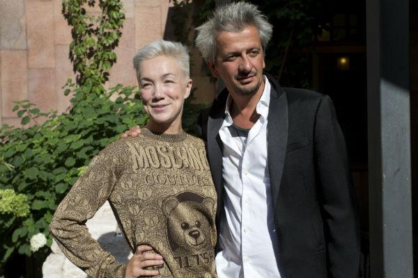 Дарья Мороз и Константин Богомолов поженились в 2010 году