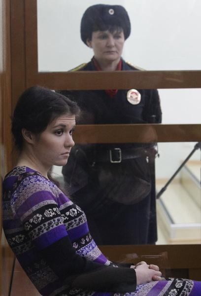 Караулова провела в колонии 2,5 года