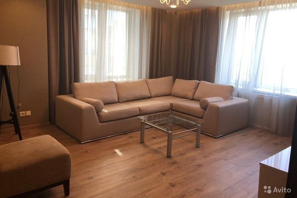 Квартира Ана обставлена в духе минимализма