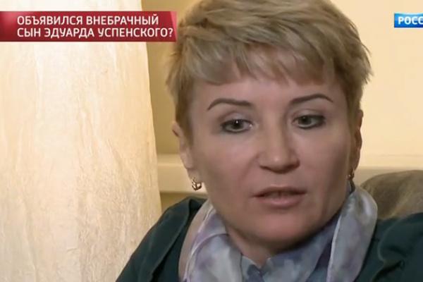 Татьяна, дочь Эдуарда Успенского