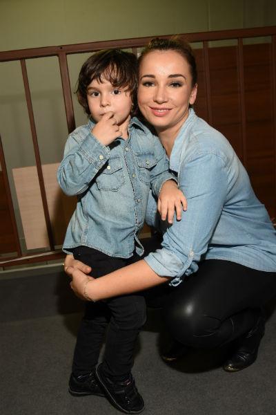 31 мая сыну телеведущей исполнится 7 лет