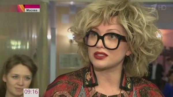 Ольга Дроздова произвела фурор на творческом вечере Галины Волчек