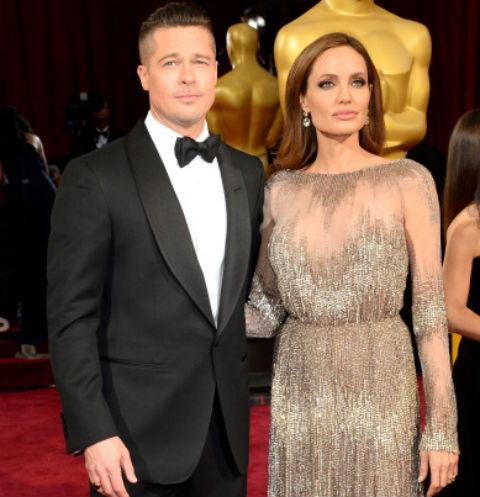 Анджелина Джоли и Брэд Питт разводятся и делят имущество