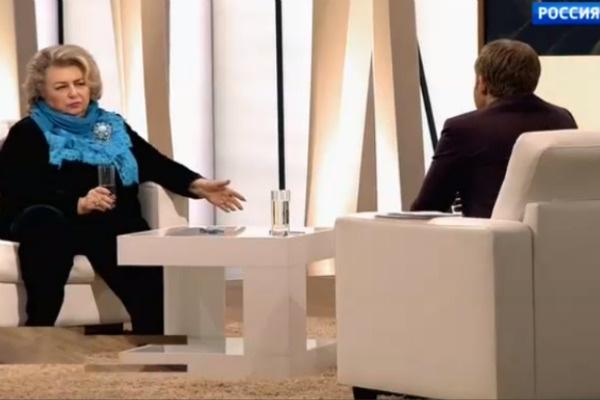 Тарасова рассказала о личной жизни