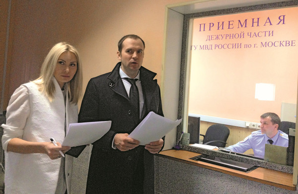 Элина Камирен и звездный адвокат Сергей Жорин